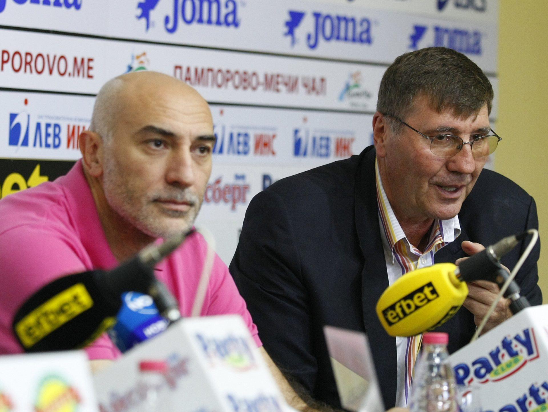 Любомир Минчев: Надявам се да играем добре и да побеждаваме
