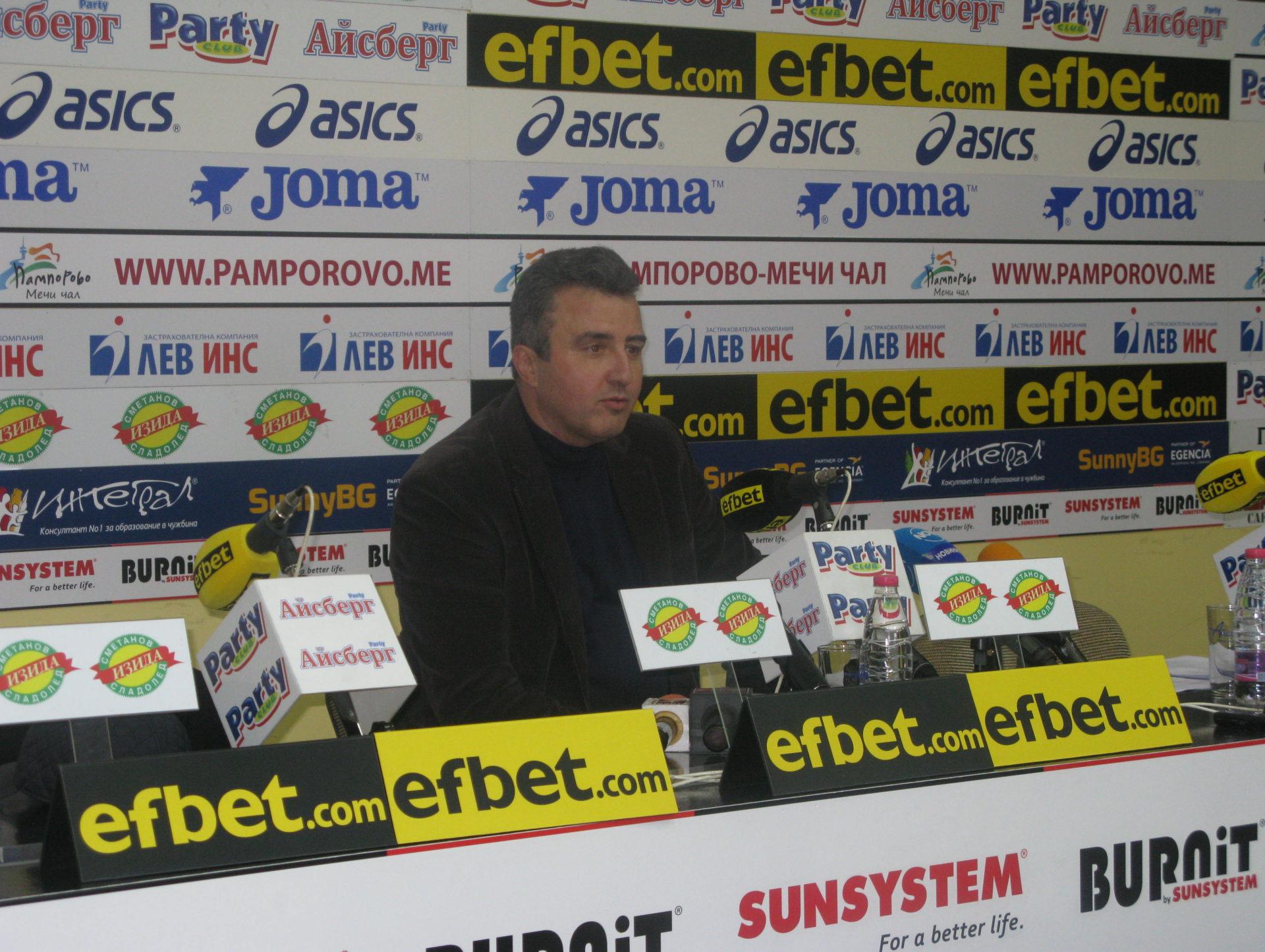 Ивайло Дражев: Имам програма за нов формат на шампионата