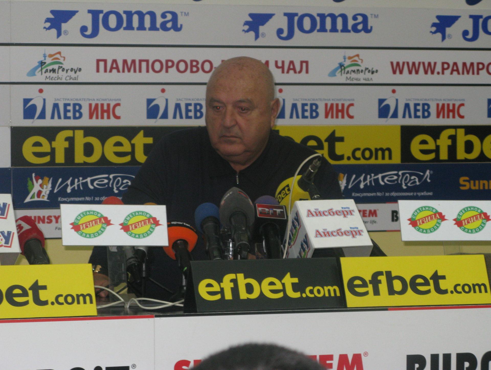 """Венцеслав Стефанов: """"Любо Пенев не бих го направил и домоуправител!"""""""
