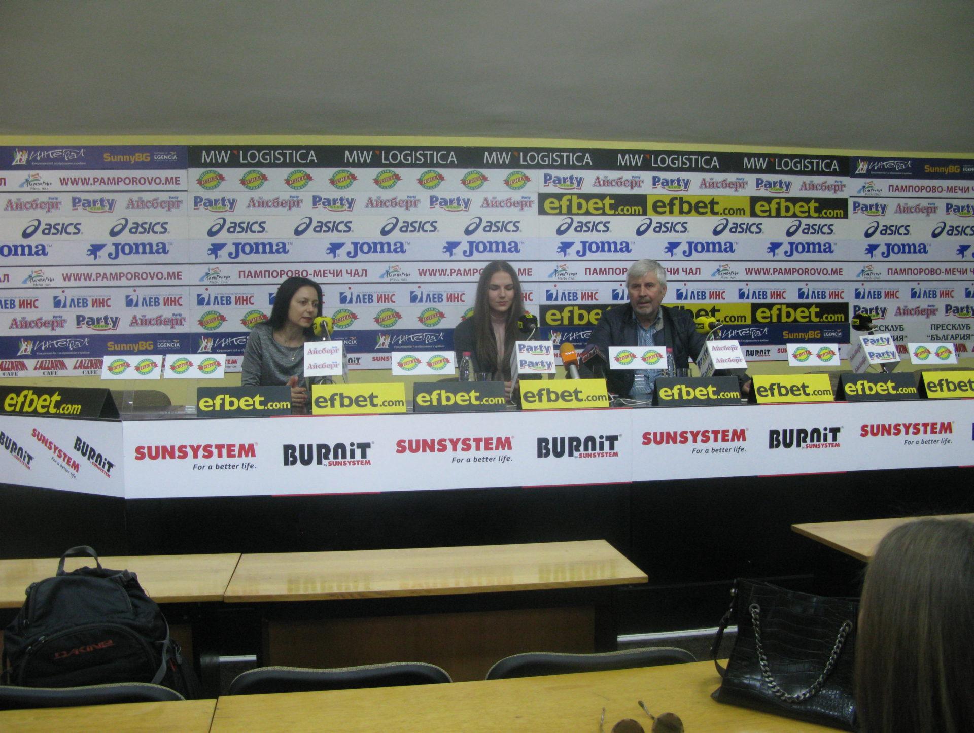 """Стоян Гунчев: """"Мисля, че можем да постигнем много добър резултат"""""""
