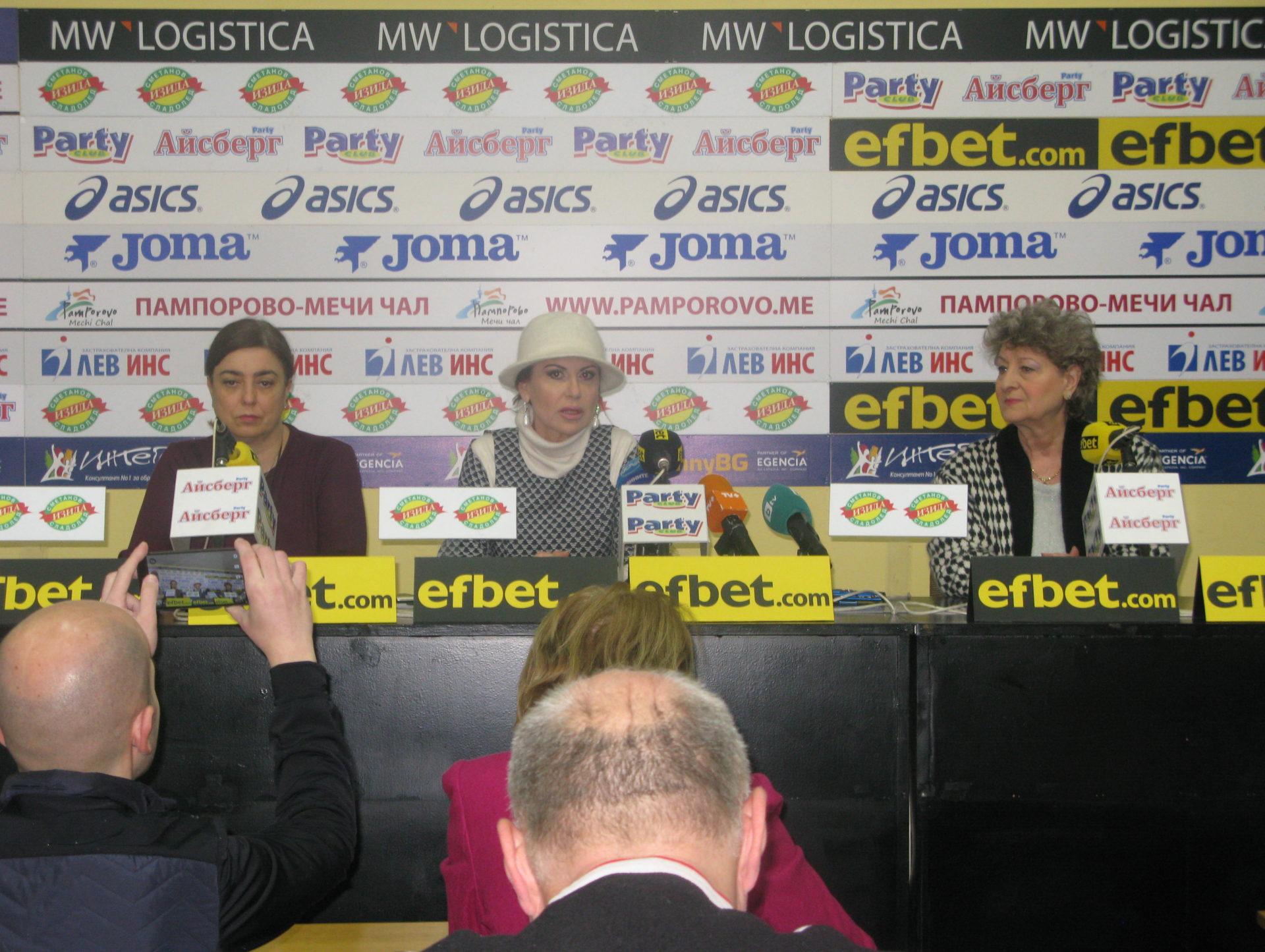 Топ грациите в света накуп в София, напливът е рекорден