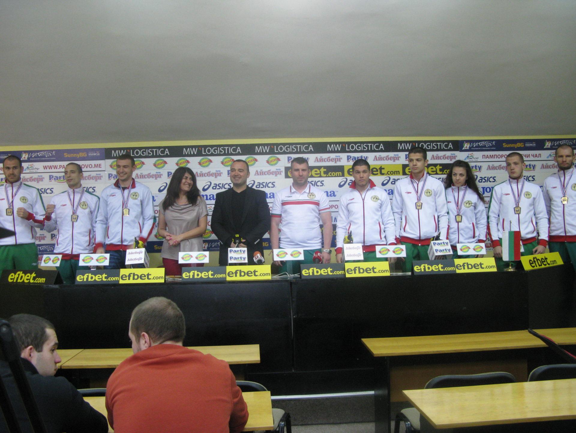 След 7-те титли за България на Световното първенство по муай тай: