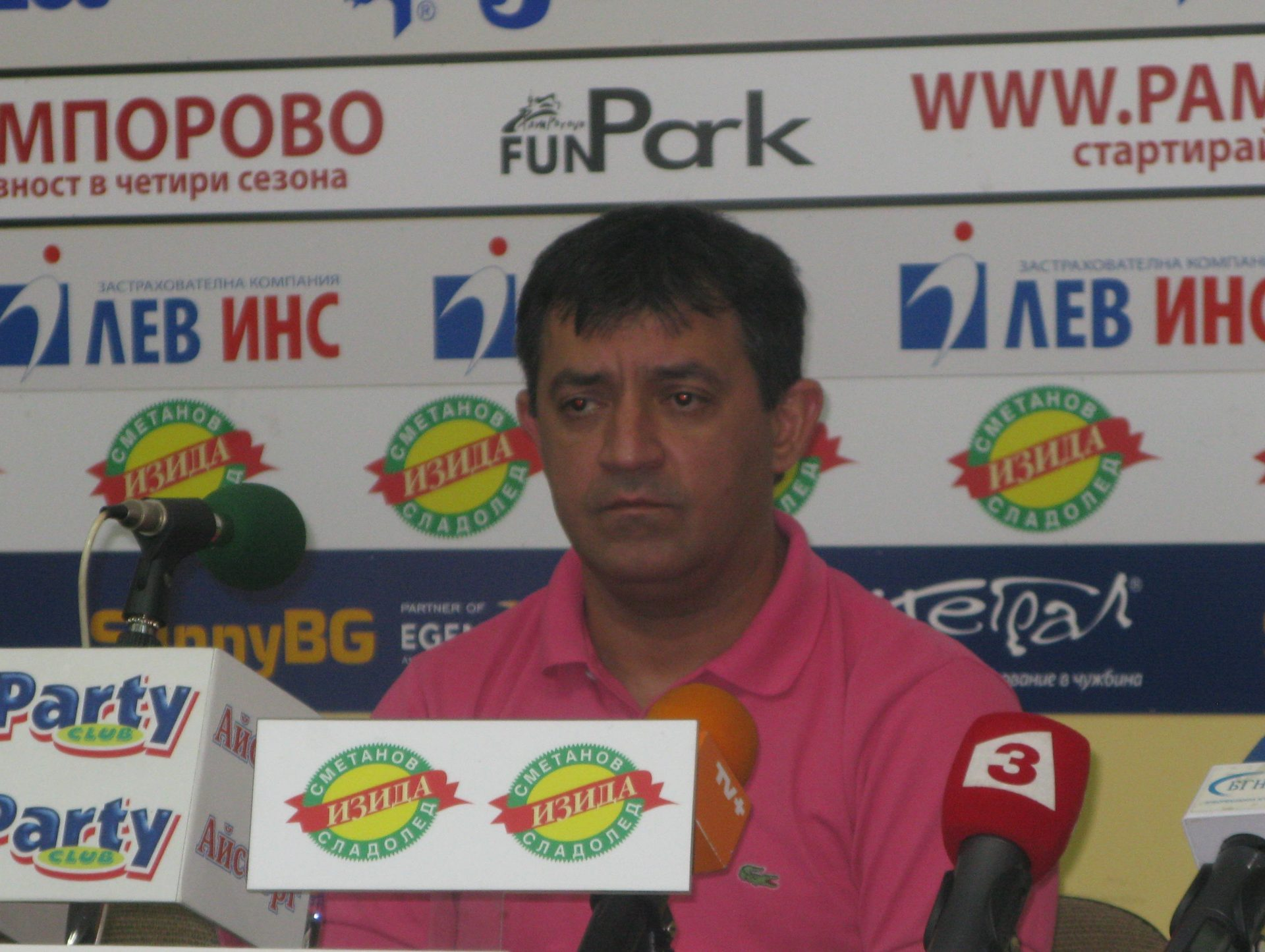 """Иван Иванов: """"Доволен съм от представянето ни на Европейското първенство,  то не бе по-слабо от миналата година"""""""