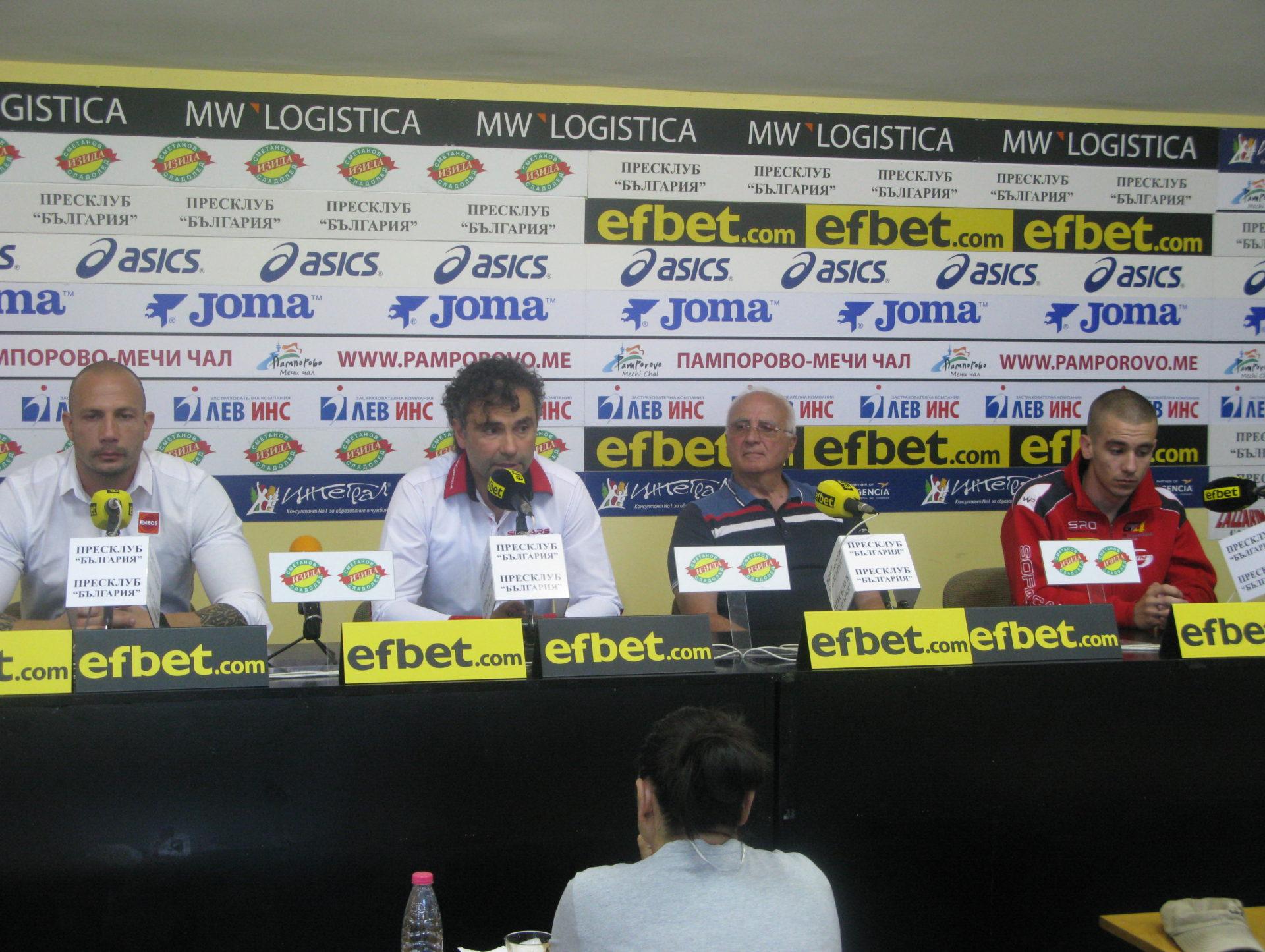 Иван Влъчков и Константин Маршавелов се готвят за участие  в 24-те  часа на Льо Ман