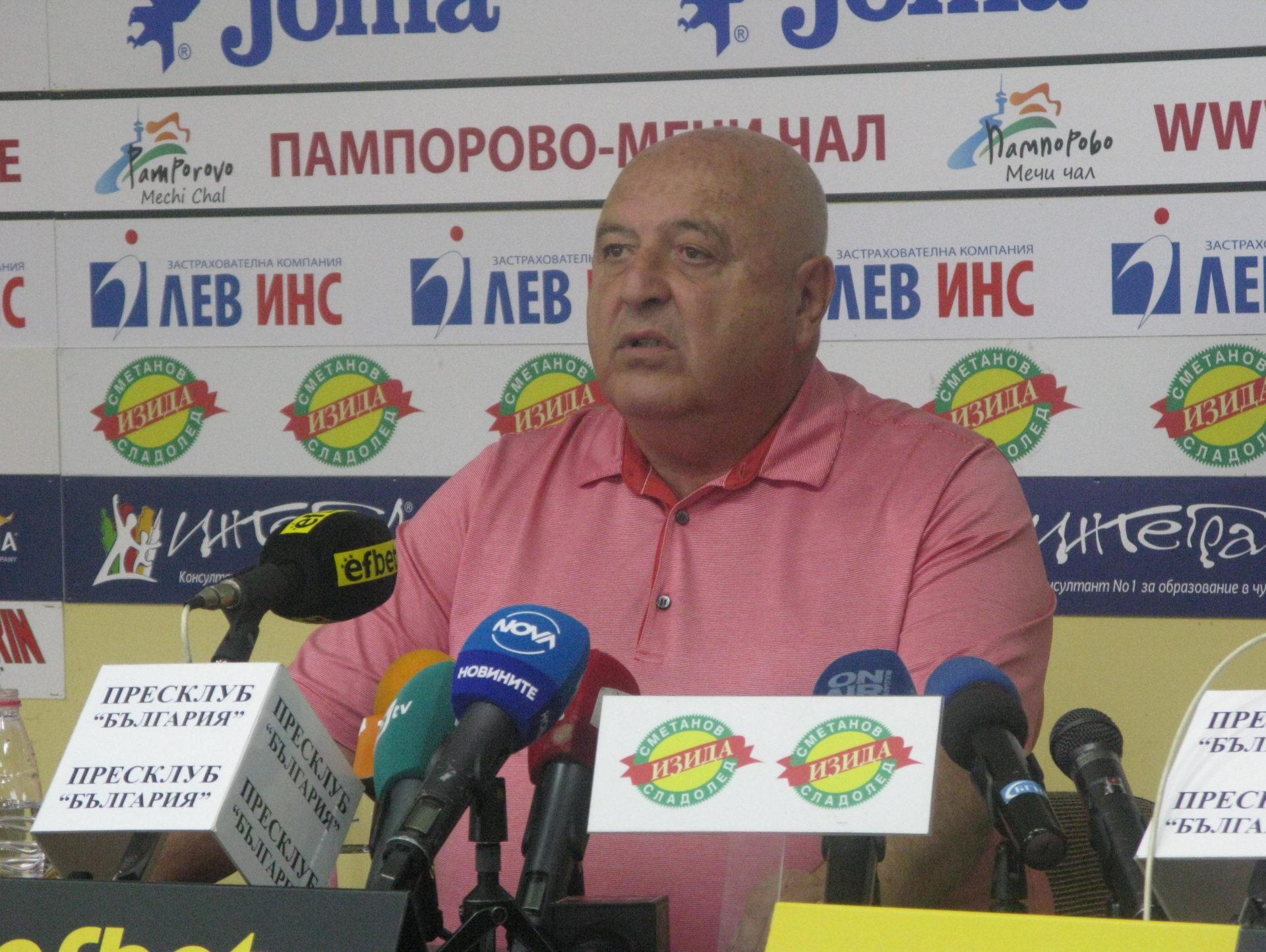 Венци Стефанов :  Защитата беше  най-слабото място на Славия този сезон и въпреки това Левски не ни победи