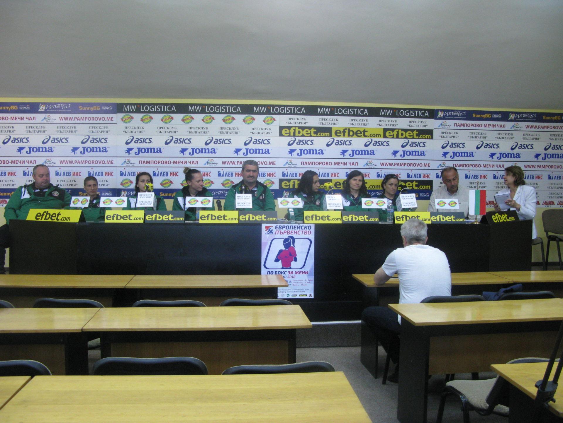 Състезателките по бокс с надежда за 7 финала на Европейското първенство