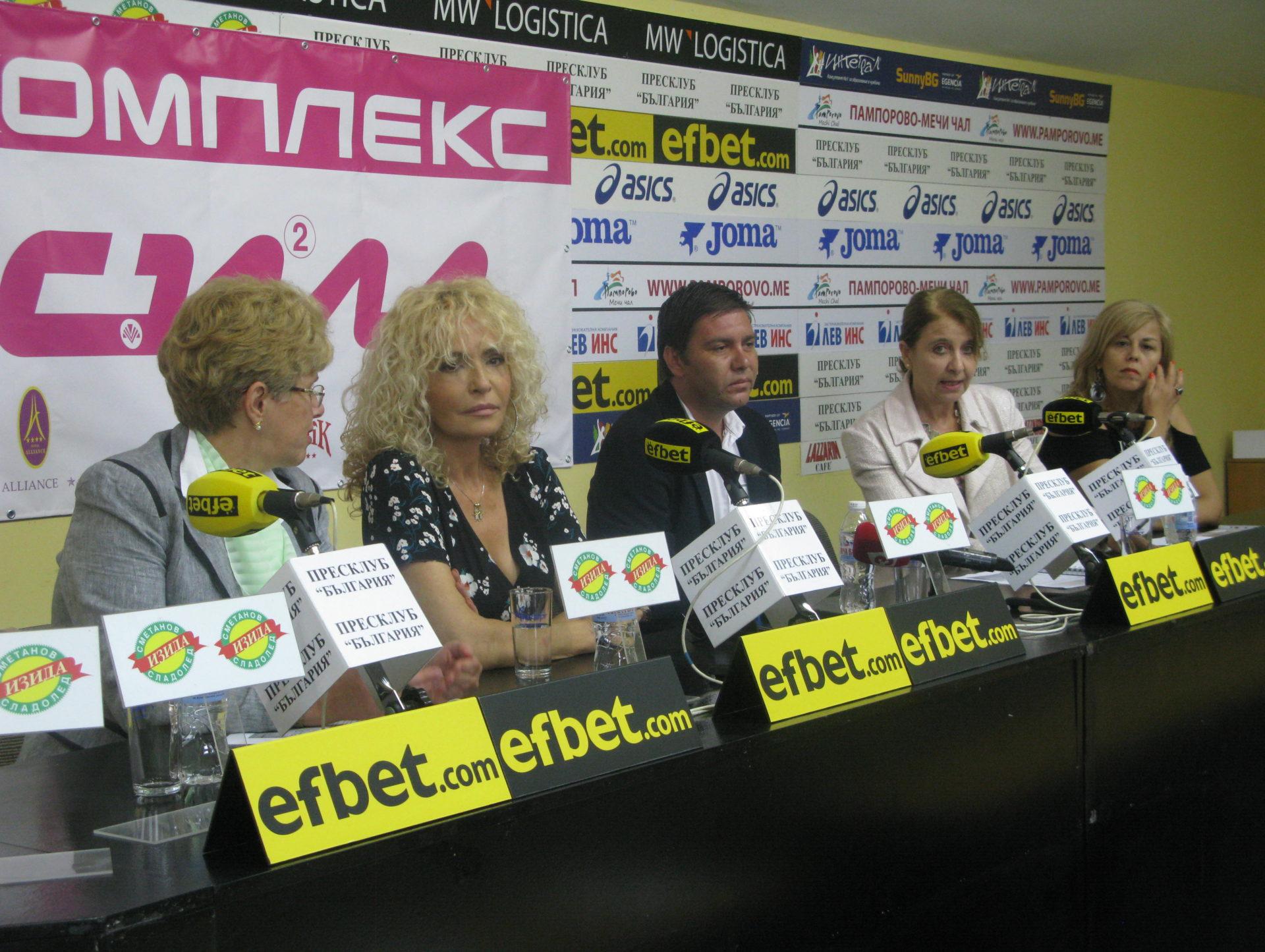"""Ищар: """"В България се зареждам с кислород!"""""""