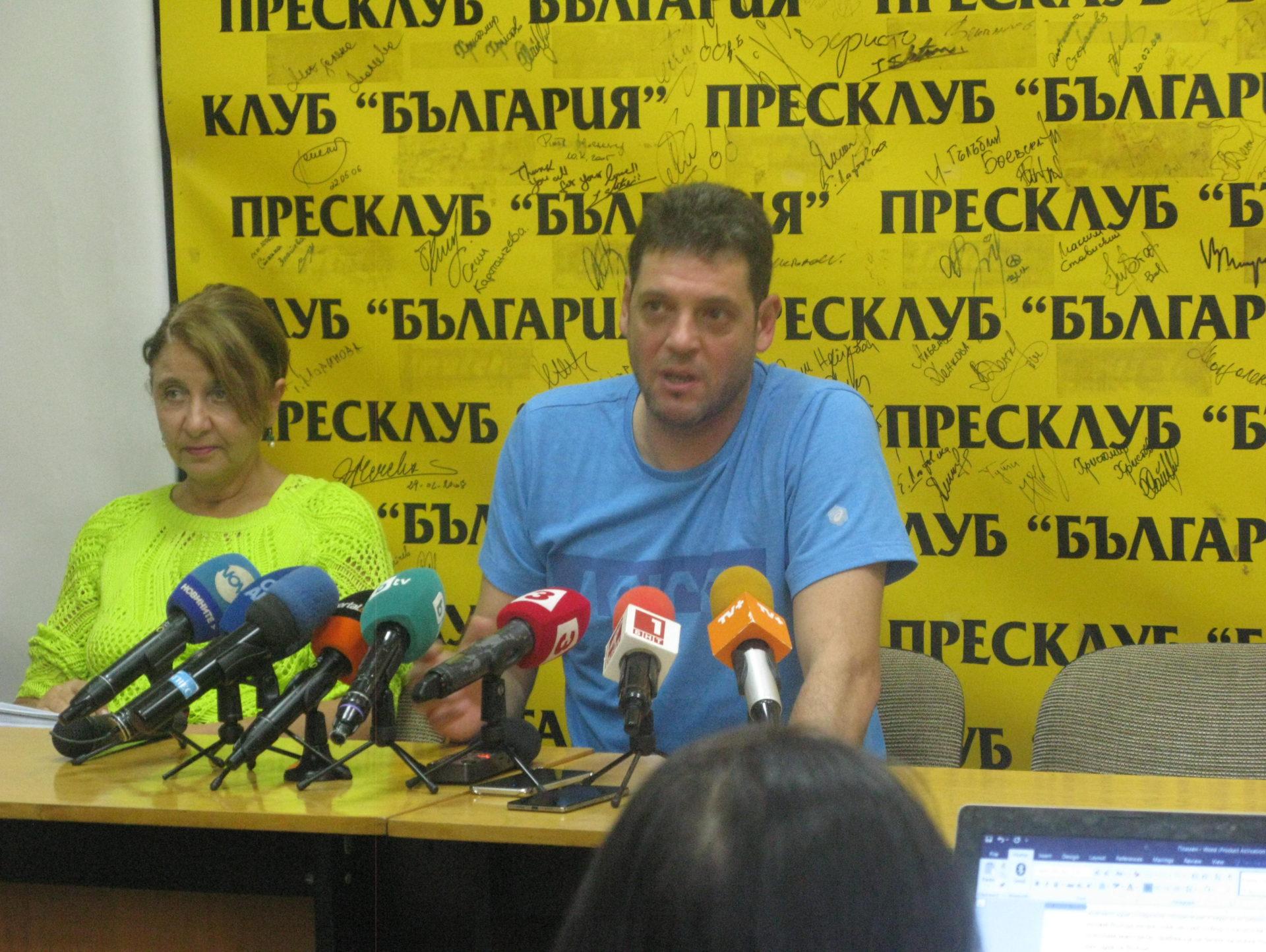 """Пламен Константинов: """"Владислав Иванов отказа да влезе в игра"""""""