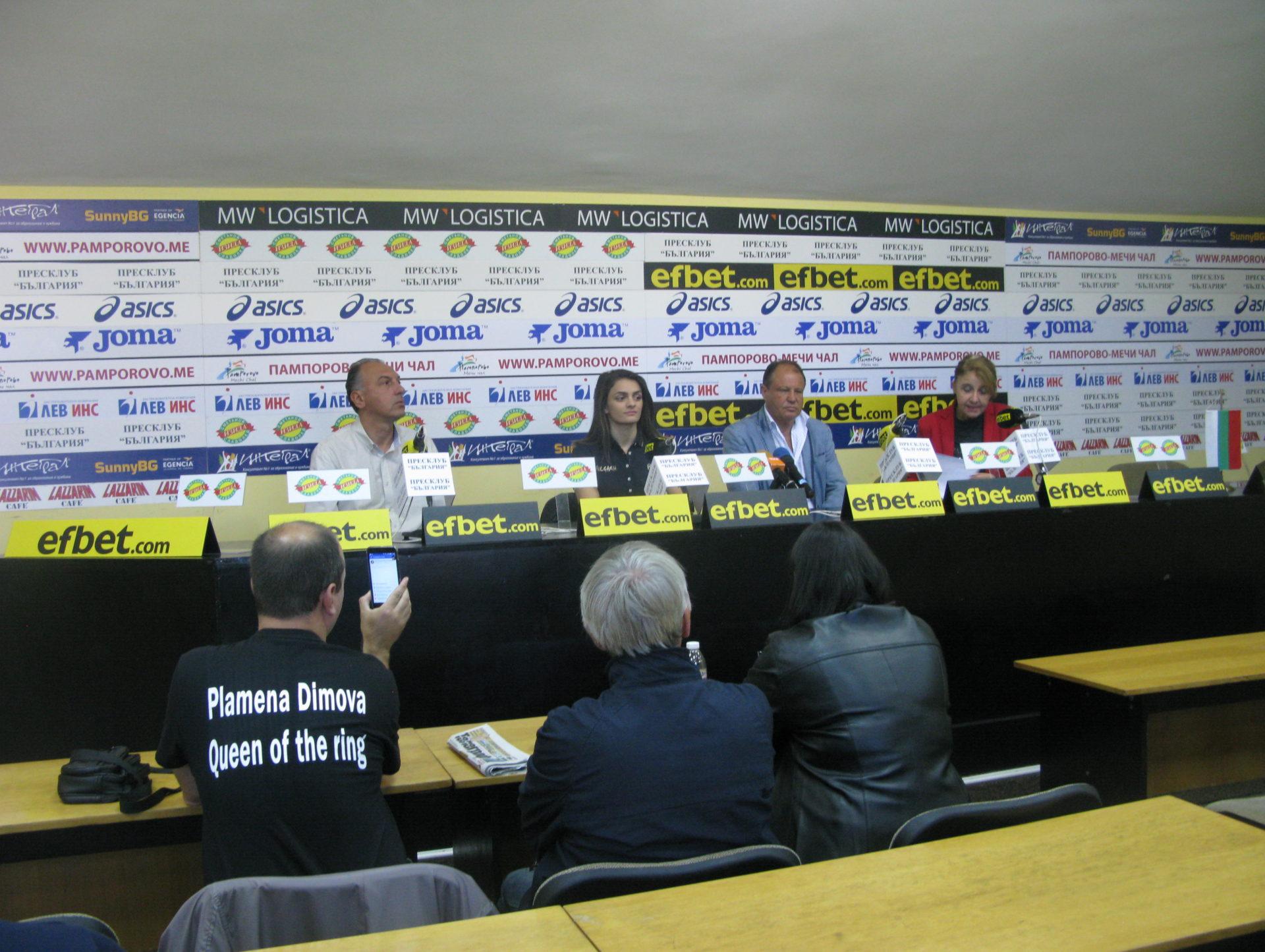 """Еврошампионката по бокс Горяна Стоева:""""Чувствам се във форма, в която досега не съм била"""""""