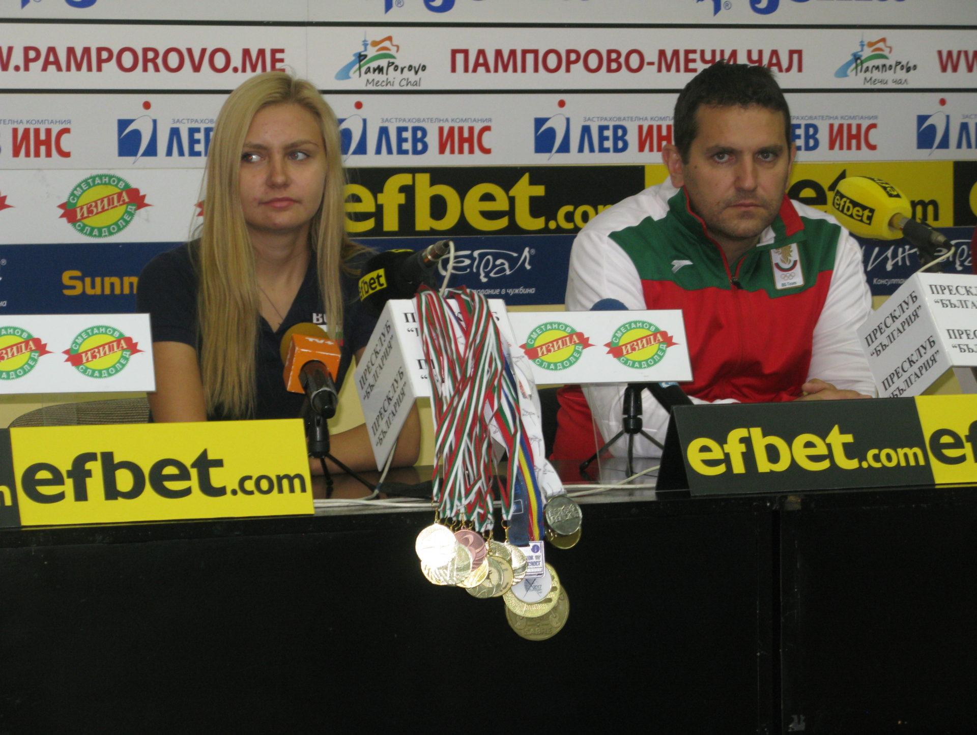 """Йоана Илиева, №1 в световната ранглиста на сабя:""""Повече от всичко искам да спечеля олимпийски медал"""""""