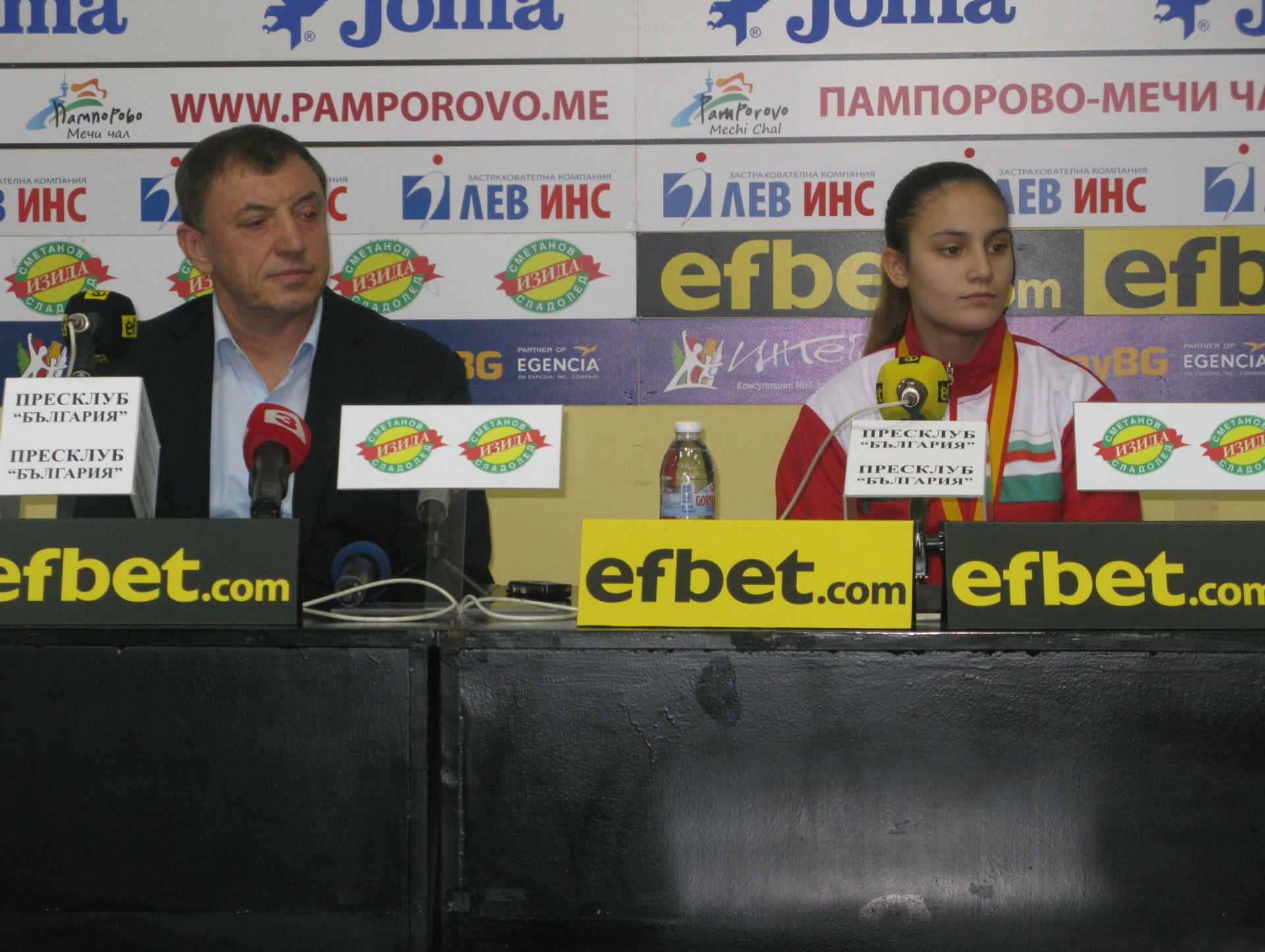 """Носителката на исторически медал Ивет Горанова:""""До края на живота си ще се занимавам с карате!"""""""