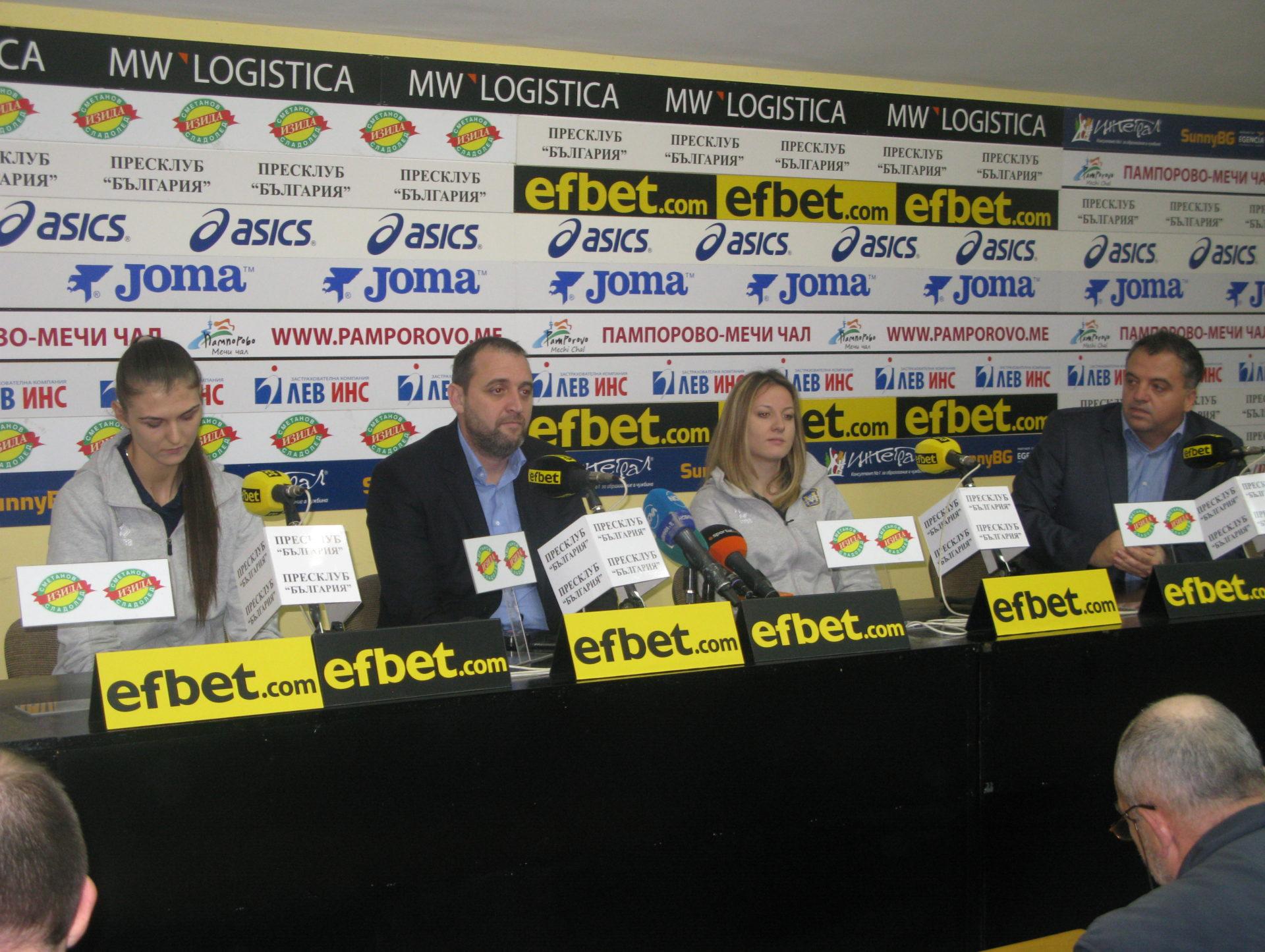 Иван Петков: Надявам се този сезон да се представим по-добре в групата на Шампионската лига