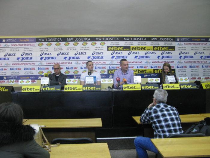 БК Балкан има сили да прескочи и следващия етап в турнира на ФИБА