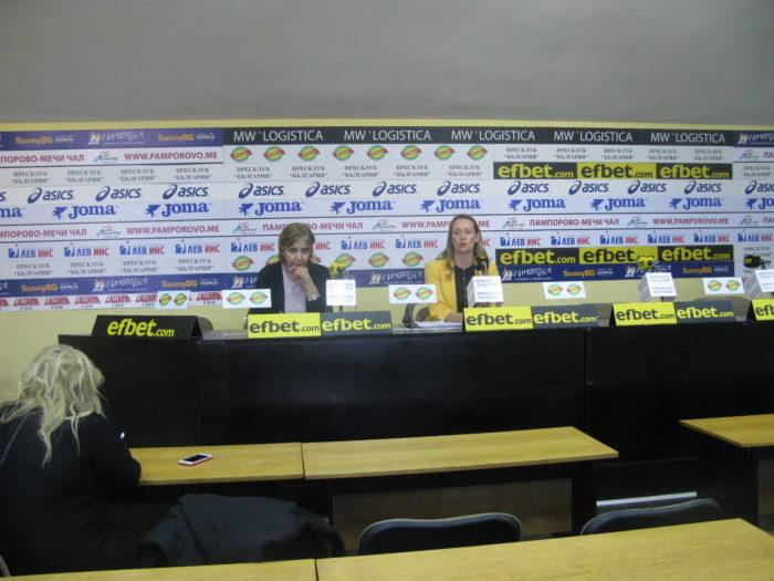 """Бившият генерален мениджър на НБЛ Лили Борисова: """"Срещу мен има лична вендета на Тодор Стойков"""""""