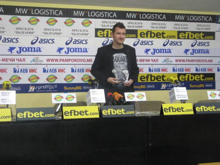 """Тодор Неделев: """"Искам Ботев да играе в Лига Европа"""""""