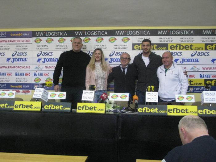 БФ Джудо връчи 3000 лв премии на медалистите от Гран При в Тел Авив  Благодарение на министър Кралев за първи път националните отбори имат целогодишна подготовка