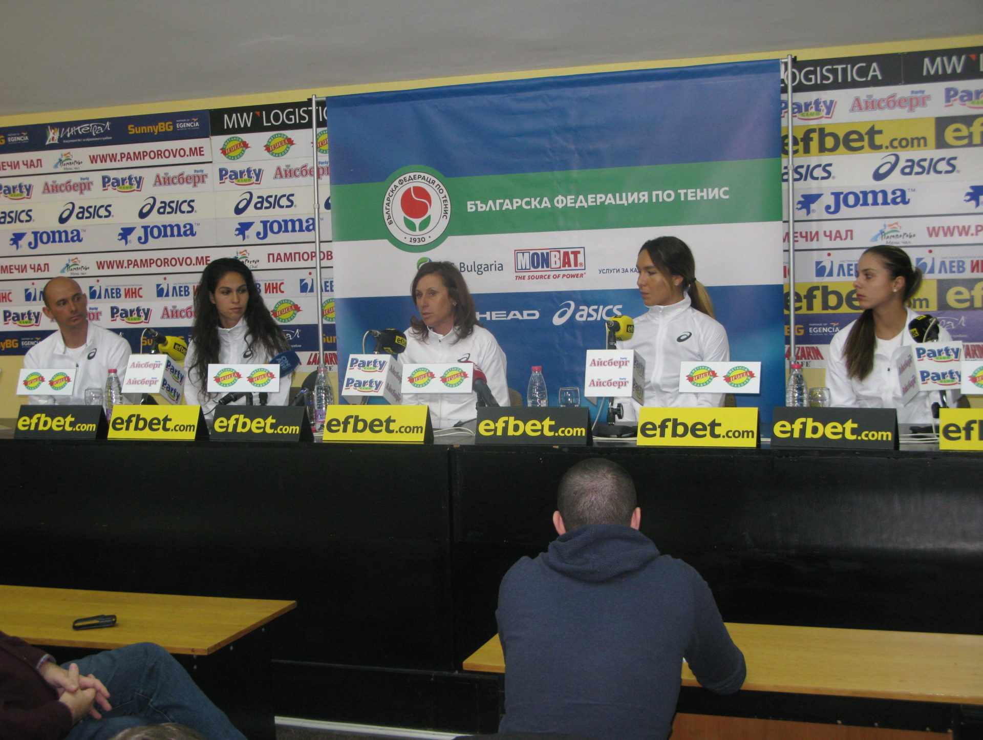 Дора Рангелова: Очаквам Цвети Пиронкова да подкрепи отбора на лагера в Пловдив