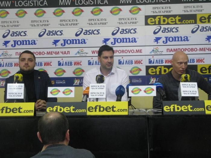 """Атанас Петров: """"Хебър превъзхожда всички волейболни отбори у нас  с невероятната си публика"""""""