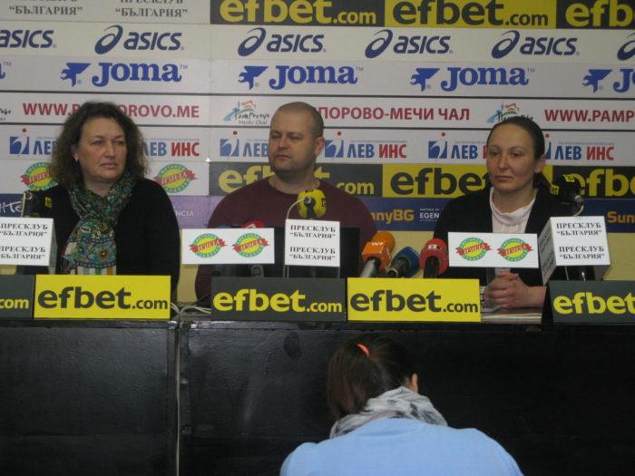 Звезди на световното първенство по шорттрек в София, дамите ни гонят ¼ финал