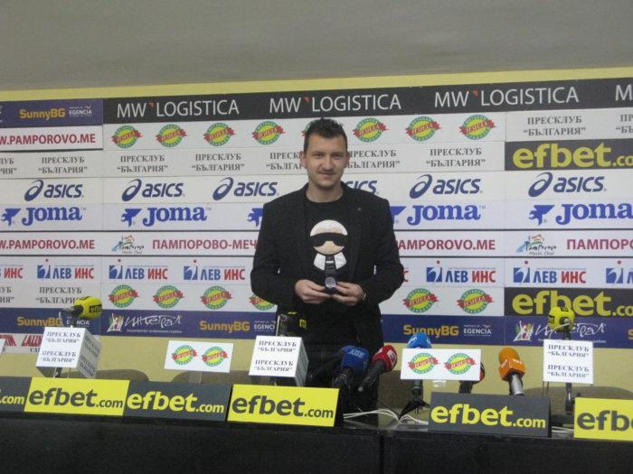 Тодор Неделев: Ако получа оферта от италиански отбор, ще я приема