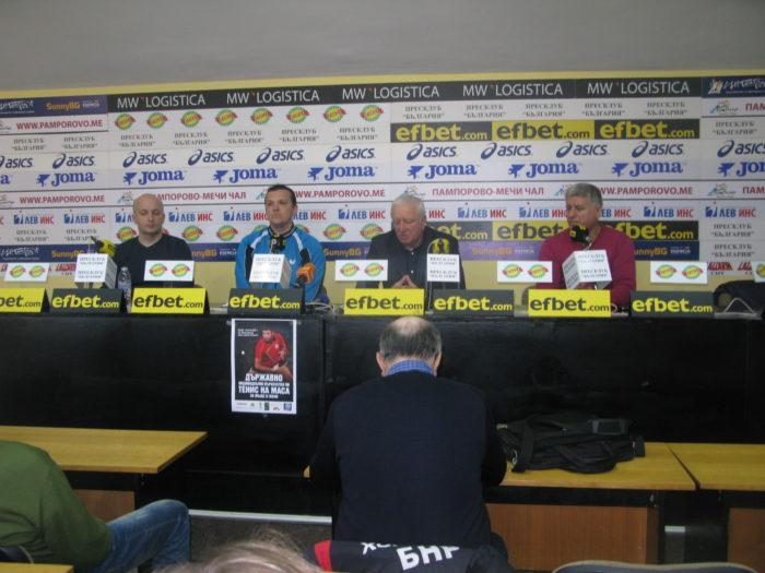 Асен Асенов: Надявам се националните ни отбори по тенис на маса да играят на финалите на европейското първенство