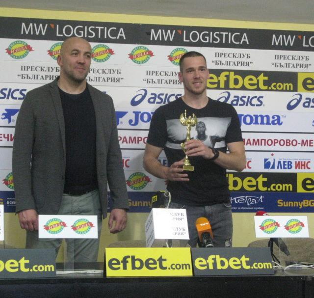 БК Балкан спечели Купата на победата за месец февруари