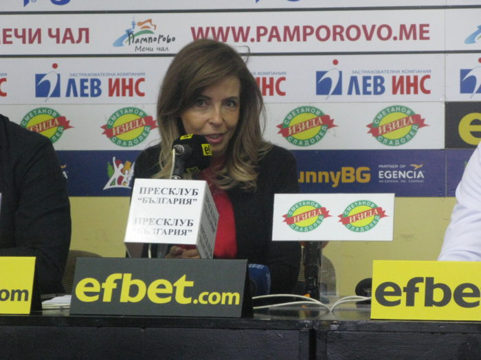 """Цветелина Бориславова: Международният конгрес """"Интерски 2019 в Пампорово е събитие с национално значение!"""