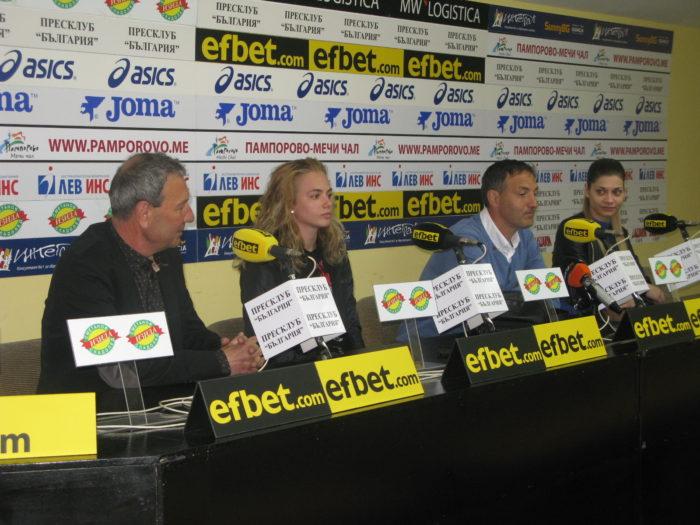 Девойките очакват подкрепа от трибуните на Европейското по футбол у нас