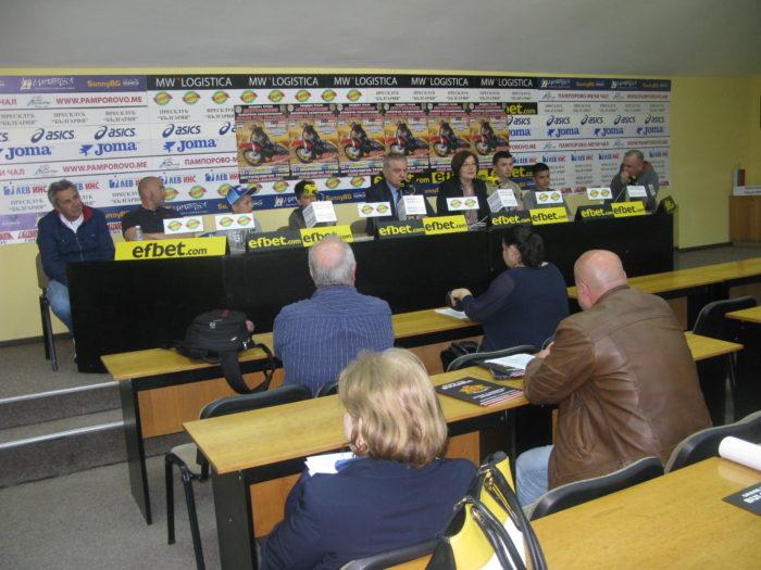 С обновения си мотополигон Троян посреща състезателите от Европейския шампионат на Великден