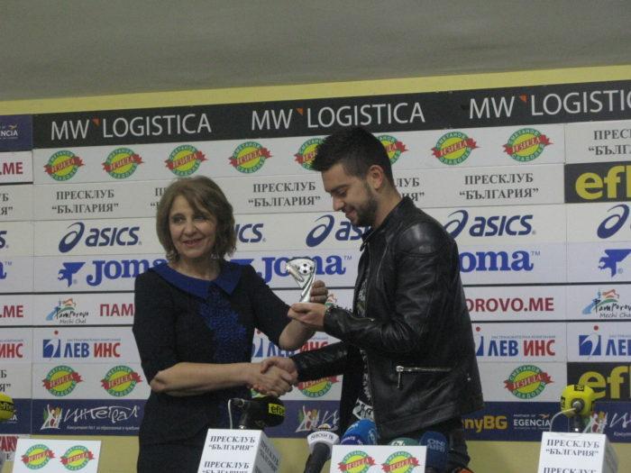 Играчът на 28-ия кръг Станислав Костов: Ще пиша на Интер, разбрах, че Икарди си тръгва, може и да ме вземат
