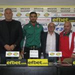 БФ Джудо награди Ивайло Иванов с премия от 3000 лв за медала в Баку