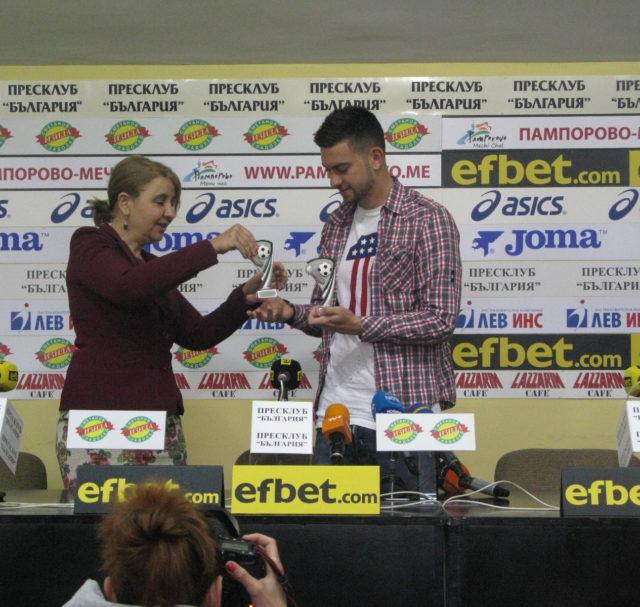Станислав Костов е Играч №1 на 33-и кръг, тръгна си с 2 статуетки