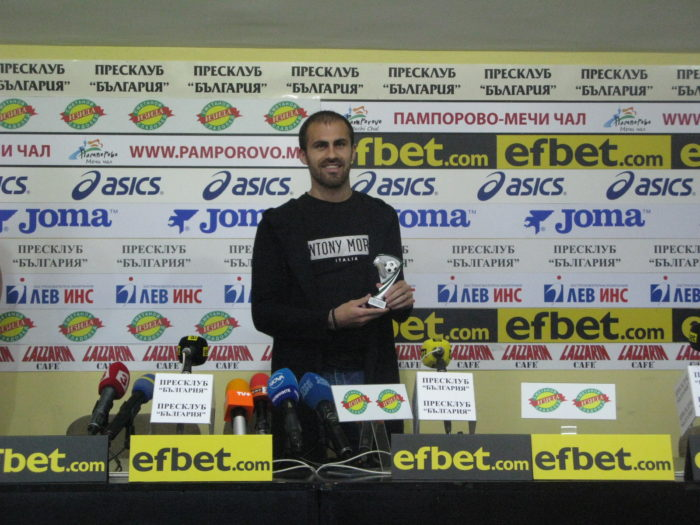 Тиаго Родригес: Надявам се да победим Ботев Пд и да станем шампиони