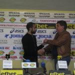 Тиаго Родригес: Чувствам се отлично в ЦСКА!