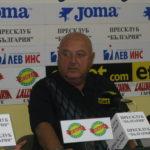 Венцеслав Стефанов: Мисля, че в българското първенство няма уредени мачове