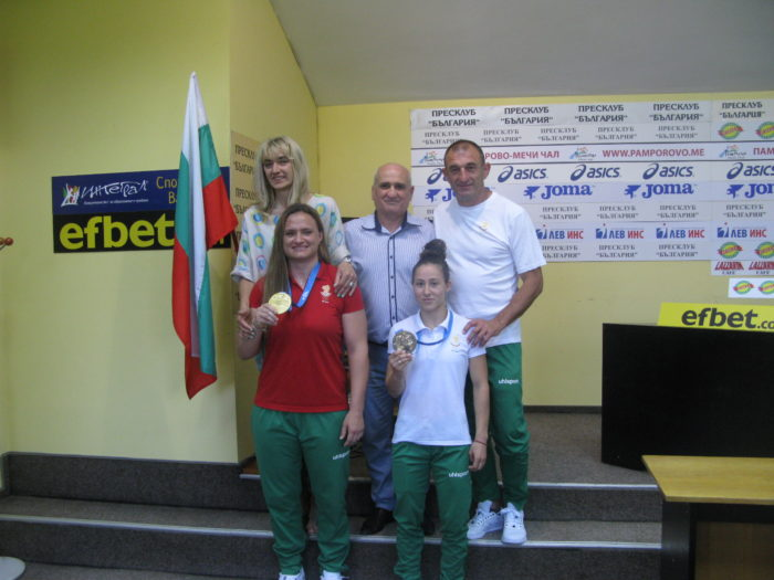 """Васил Соколов: """"Най-добрите състезатели по самбо пропуснаха първенството на Стария континент за да се подготвят за Европейските игри"""""""