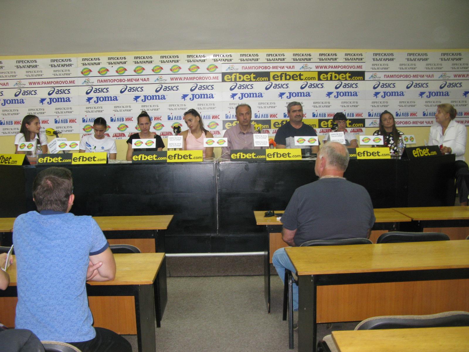 Поне за титла и медал отборът ни тръгва за Европейското първенство по бокс за жени
