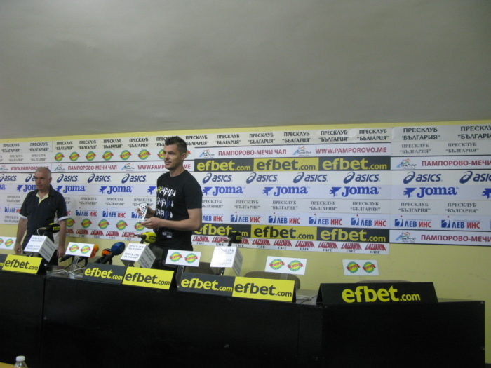 Валери Домовчийски: Първенството е равностойно, само Лудогорец, Левски и ЦСКА имат шанс за титлата