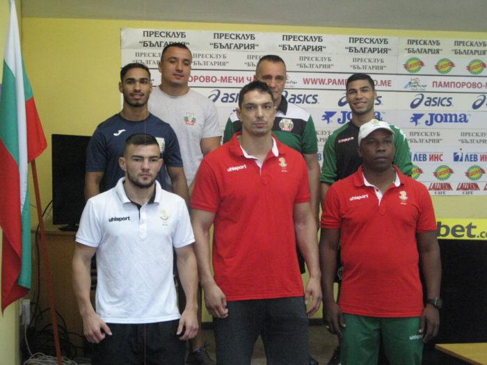 Петима български боксьори отиват за поне 1 медал на Световното първенство в Екатеринбург