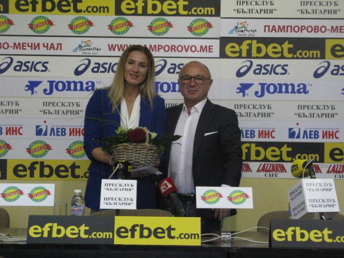 БФ Джудо премира с 3000 лв сребърния медал на Ивелина Илиева на Гран При