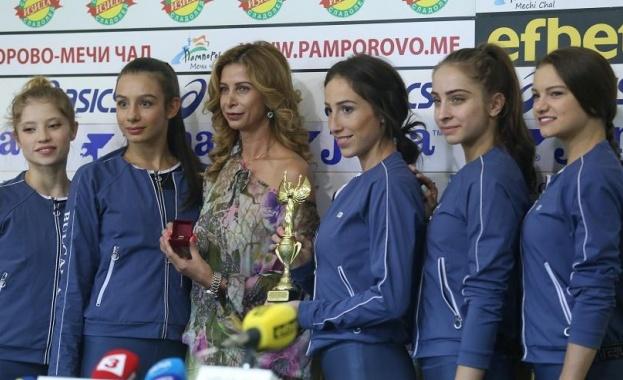 ПЕТЪК, 11.10.2019, 15.00- Художествена гимнастика - Отбор и треньор на месеца