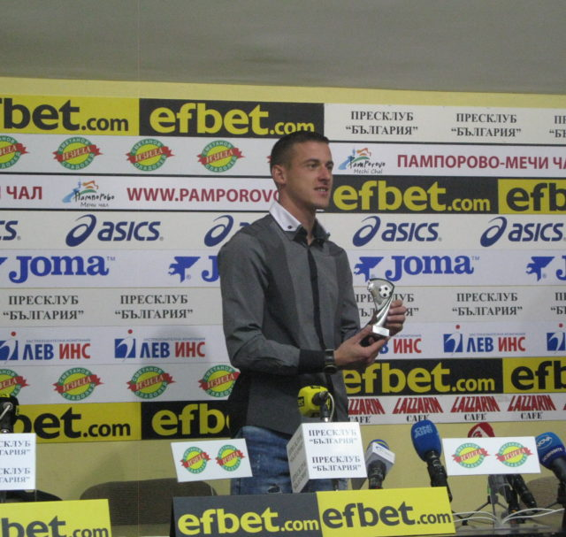 Александър Тонев: Искам Ботев Пд да спечели всичките си мачове до края на годината