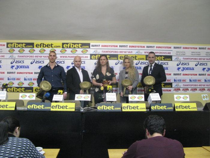 Асоциацията на бойните спортове се похвали с 315 медала от Европейски и Световни първенства през 2019 г.