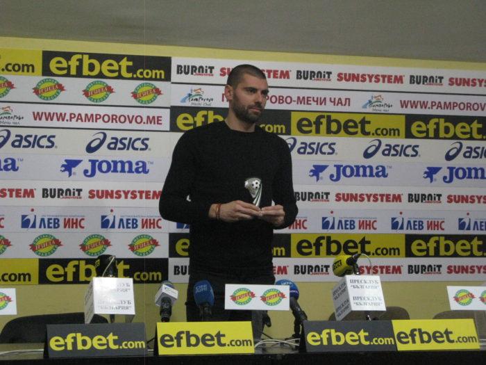 Георги Георгиев: Славия може да бъде в първата шестица на efbet лигата, националният отбор има реални шансове да се класира за финалите на Евро 2020
