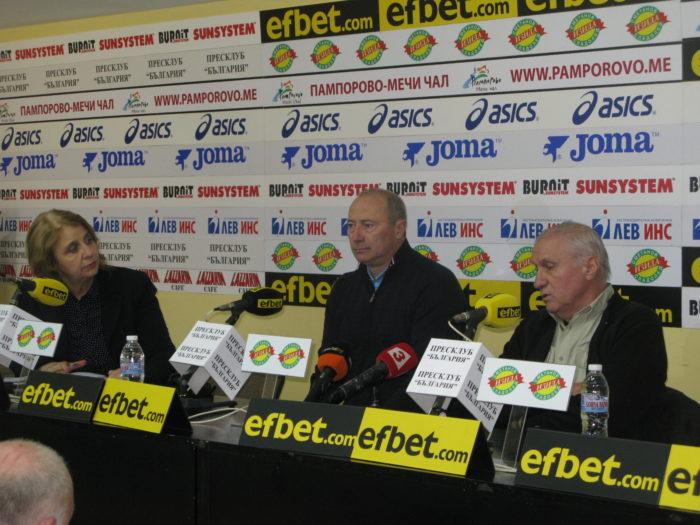 """Емил Велев и Стефан Аладжов: """"По-голям от Левски няма. Да играят все едно са родени на Герена!"""""""