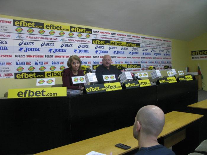 Венцеслав Стефанов е оптимист за националния отбор и Лудогорец, изумен от надутите заплати в Левски