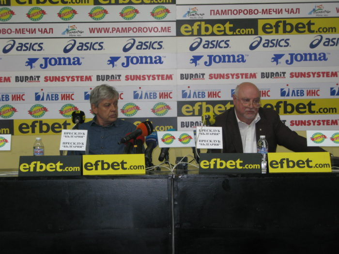 В ПФК Левски да се плаща твърдо 70 на сто от заплатите, подборът на футболисти е грешен