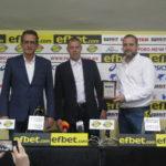 ВК Марица Пловдив за 4-ти път с наградата за Отбор №1 на месеца