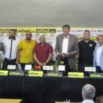 Георги Глушков: Надявам се сътрудничеството ни с Българската баскетболна общност да повиши интереса към баскетбола в цялта страна