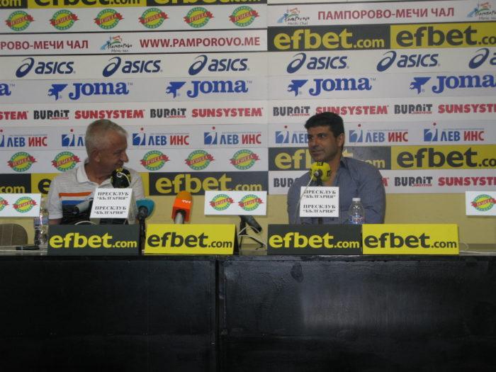 Собственикът на ПФК Локомотив Пловдив Христо Крушарски: За шампионска титла е необходим 2-3 пъти по-голям бюджет и 22-ма футболисти на еднакво ниво